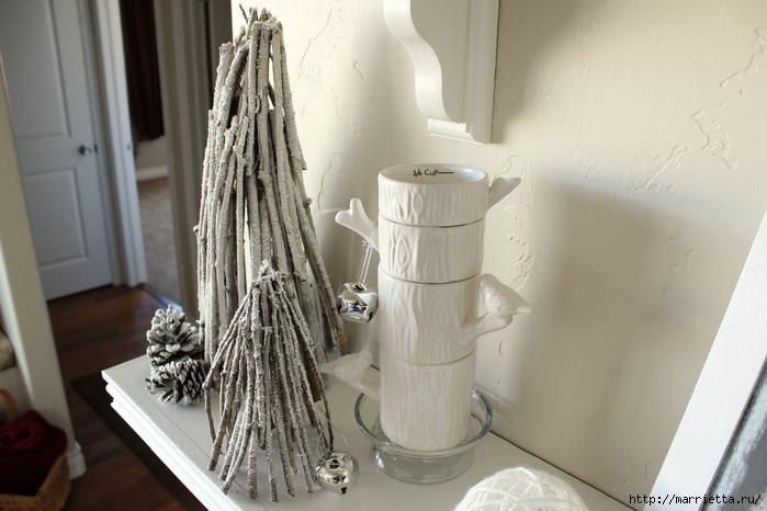 Веточки деревьев для рождественского декора (7) (700x466, 233Kb)