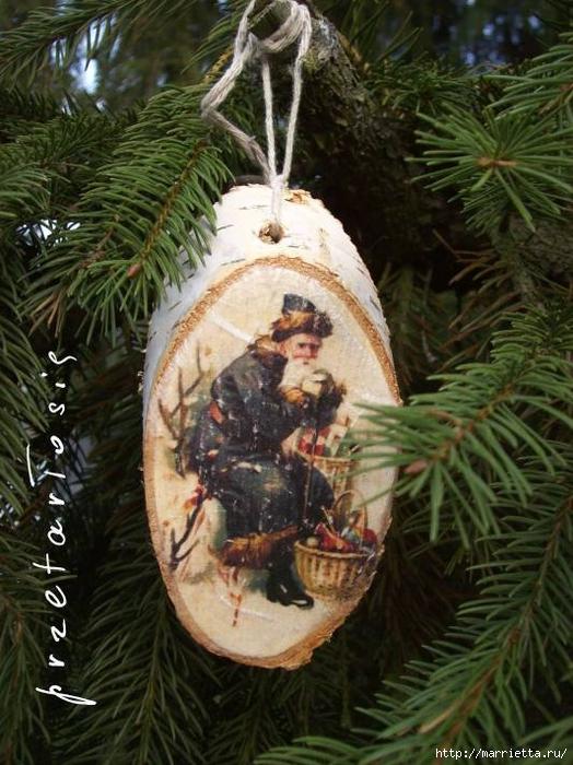 Веточки деревьев для рождественского декора (26) (524x700, 302Kb)