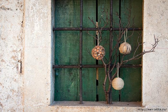 Веточки деревьев для рождественского декора (34) (700x467, 348Kb)