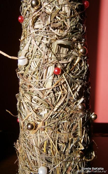 Веточки деревьев для рождественского декора (39) (434x700, 325Kb)