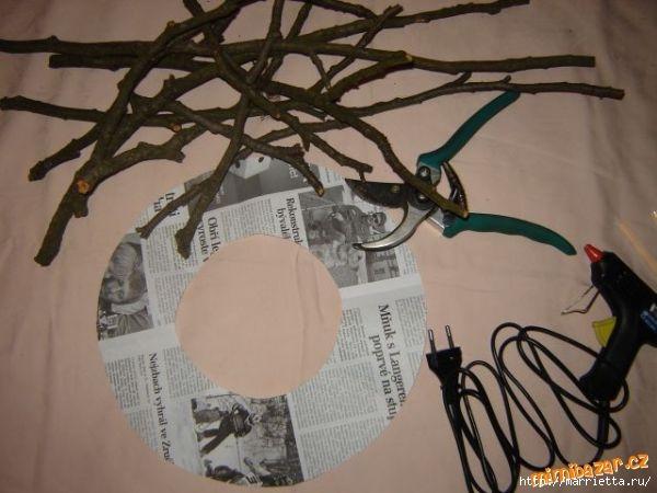 Веточки деревьев для рождественского декора (60) (600x450, 126Kb)