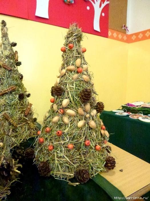Веточки деревьев для рождественского декора (66) (525x700, 306Kb)