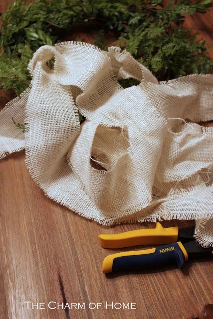 Венки для украшения интерьера. Осенне-зимние варианты (25) (427x640, 257Kb)
