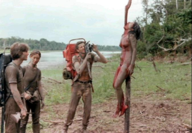 Место 2 АД КАННИБАЛОВ (Cannibal Holocaust, 1980, Руджеро Деодат