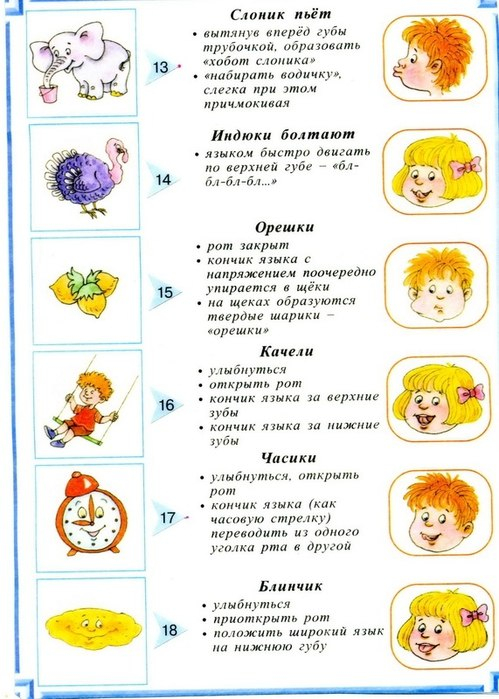 упражнения для знакомства в группе детей