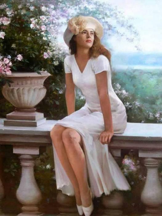 Женщина В Белом Скачать Торрент - фото 10