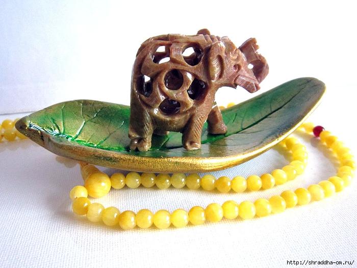 декор ЛИСТ, керапласт, автор Shraddha (8) (700x525, 264Kb)