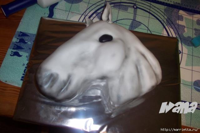 Марципановые торты. Лошади (16) (640x426, 108Kb)
