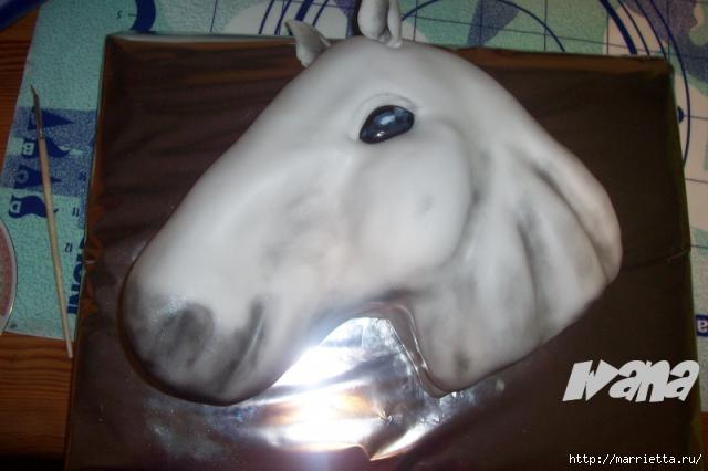 Марципановые торты. Лошади (18) (640x426, 98Kb)