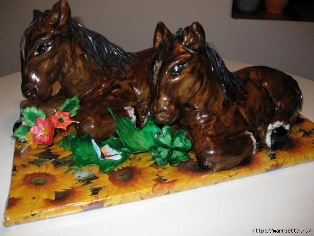 Марципановые торты. Лошади (22) (640x480, 137Kb)