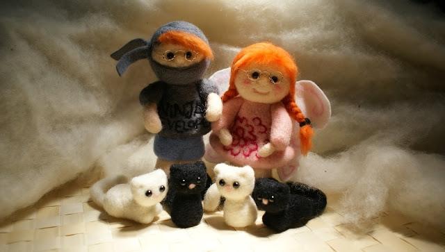 Мир игрушек в технике мокрого валяния (39) (640x363, 130Kb)