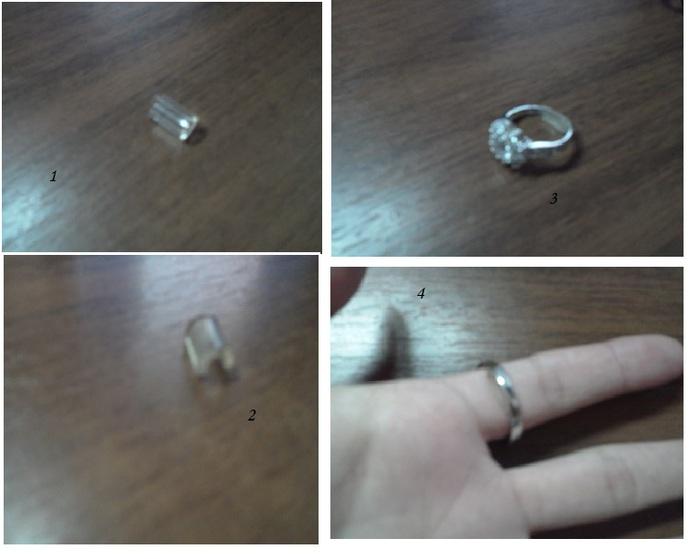 Как в домашних условиях увеличить размер золотого кольца в 113