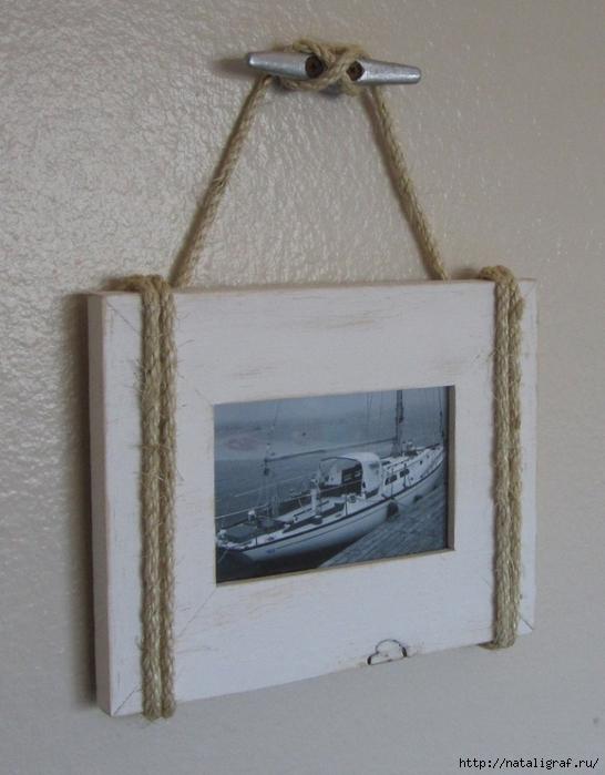 Картины из верёвки