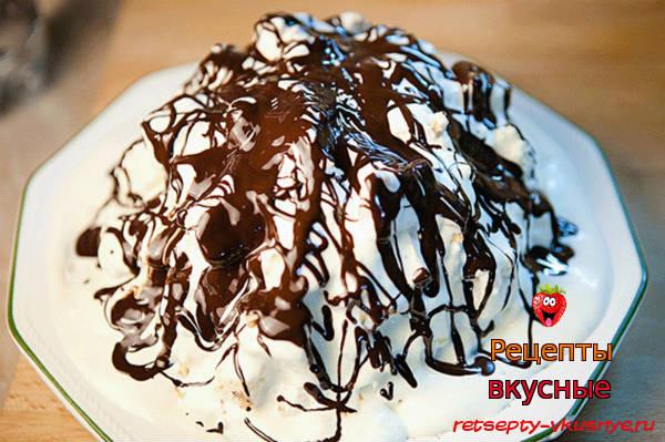 Рецепт торта санчо панса с фото