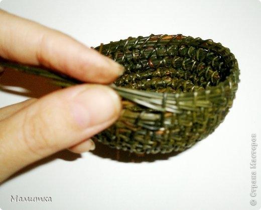 Плетение из сосновых иголок от Мамитка. КОЛОКОЛЬЧИКИ (6) (520x419, 87Kb)