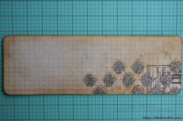 Сказочная карета и Северные олени из картона и бумаги (10) (597x397, 157Kb)