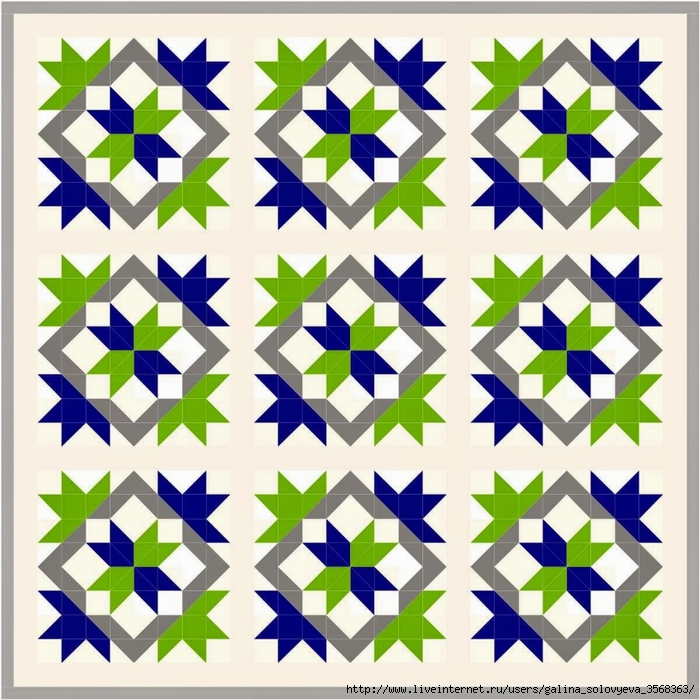 Version 1 Quilt (700x700, 335Kb)