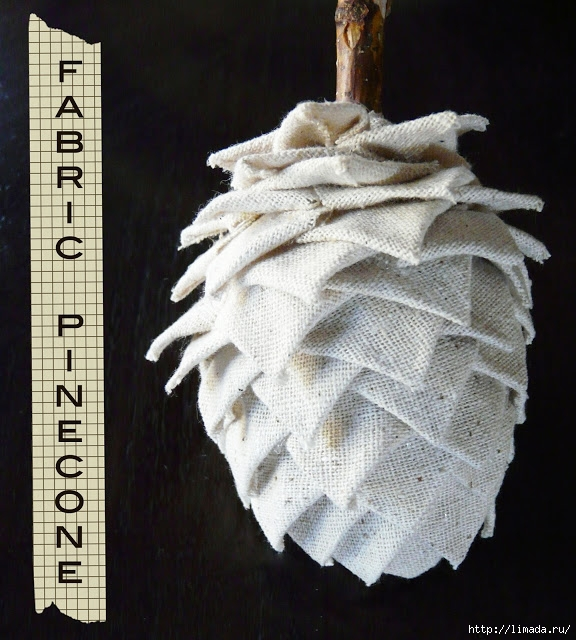 fabric pinecone - cover (576x640, 262Kb)