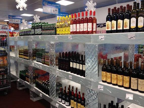 ледяной магазин в бухаресте 1 (570x428, 261Kb)