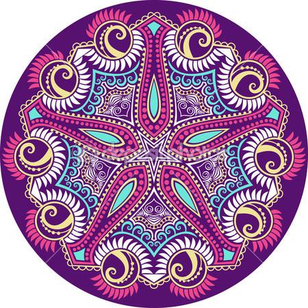 dep_21009253-Indian-ornament-kaleidoscopic-floral-pattern-mandala. (450x450, 157Kb)