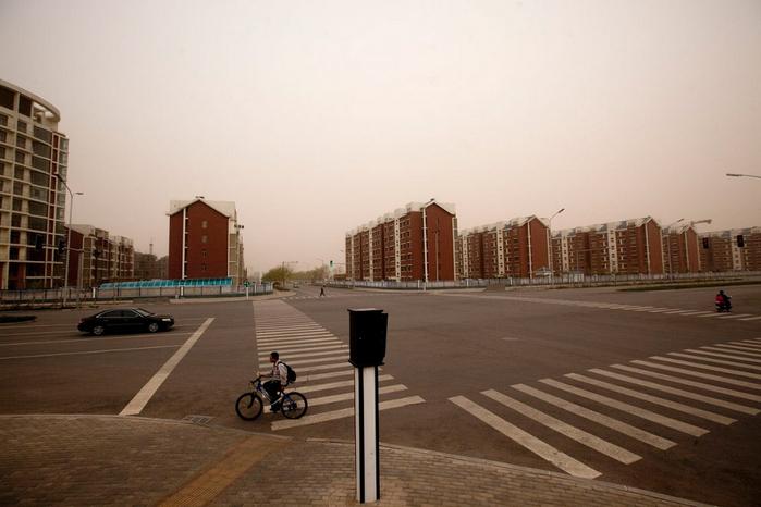 город призрак ордос китай фото 2 (700x466, 276Kb)