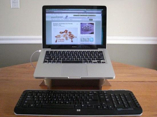 Как сделать подставку под ноутбук для охлаждения своими руками (1) (550x412, 159Kb)