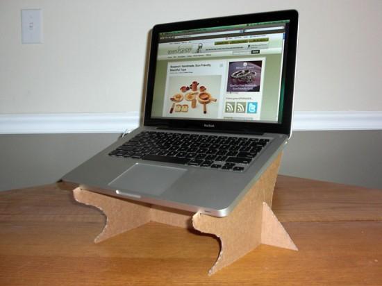 Как сделать подставку под ноутбук для охлаждения своими руками (5) (550x412, 135Kb)