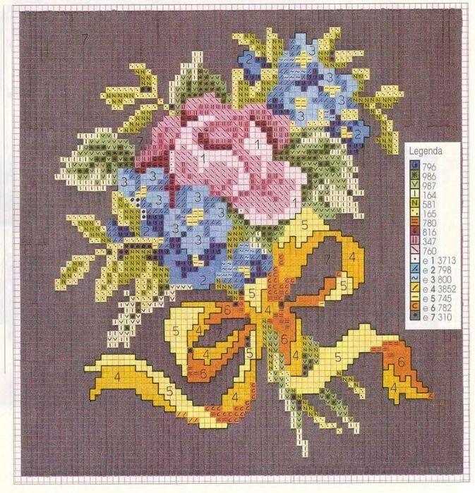 красивая вышивка кошелька2 (673x699, 127Kb)