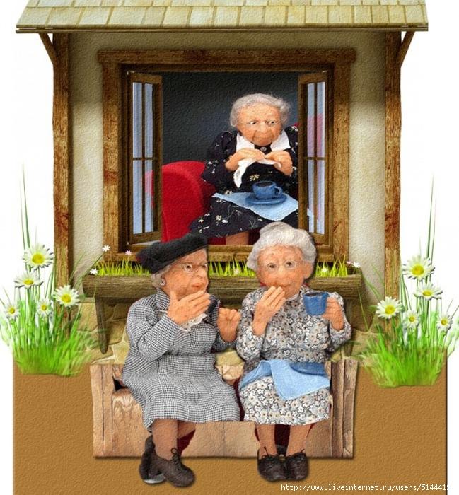 3 старушки (649x700, 380Kb)