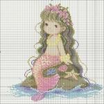 Превью Pinn_36-Little_Mermaid (700x700, 566Kb)