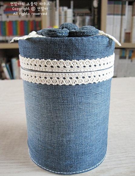 декор баночки джинсами (1) (446x582, 646Kb)