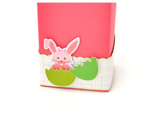 Embalaje para un regalo de Pascua con sus propias manos.  Plantilla (9) (575x391, 174Kb)