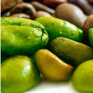 Зелёный кофе для похудения