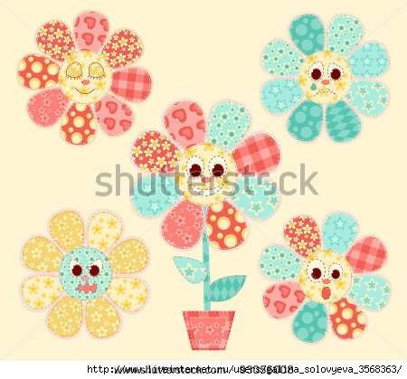 stock-photo-application-flowers-set-patchwork-series-93056008 (450x419, 129Kb)