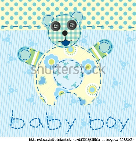 stock-vector-baby-boy-blue-patchwork-with-teddy-bear-170072009 (450x470, 161Kb)