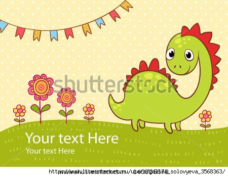 stock-vector-beautiful-greeting-card-with-the-dragon-flowers-and-flags-vector-party-invitation-140805670 (450x350, 108Kb)