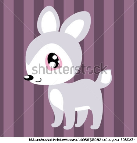stock-vector-gazelle-128655992 (449x470, 56Kb)