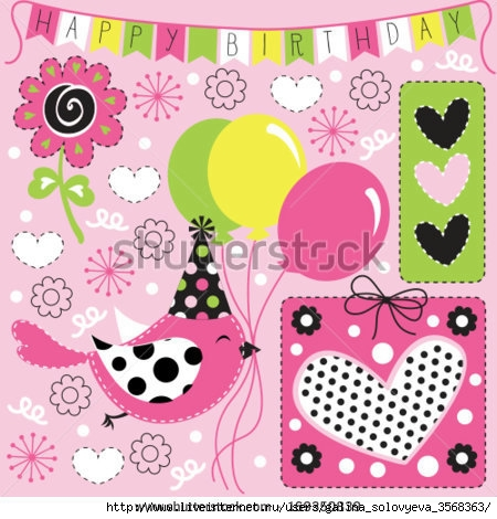 stock-vector-happy-birthday-bird-vector-illustration-169350839 (450x470, 150Kb)