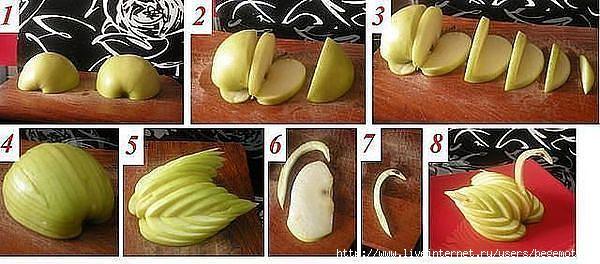 Как красиво нарезать овощи пошагово