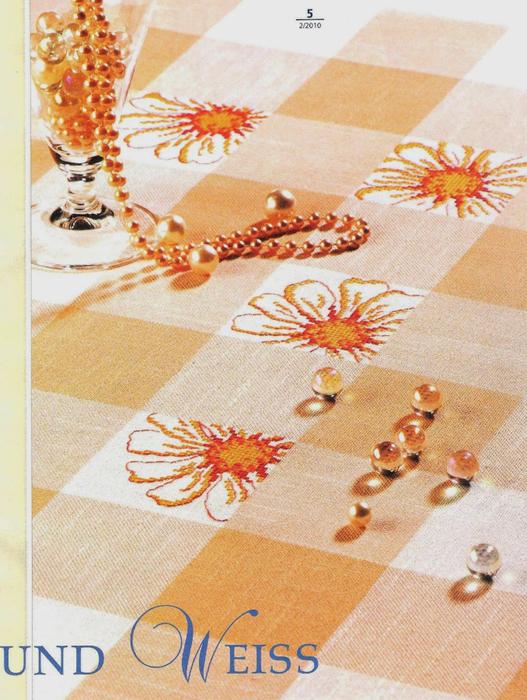 Вышивка для скатерти. Схемы (1) (527x700, 507Kb)