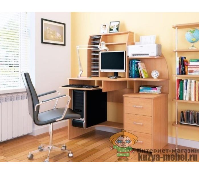 Идеальная мебель для детской комнаты (7) (700x612, 324Kb)