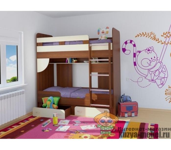 Идеальная мебель для детской комнаты (9) (700x612, 299Kb)