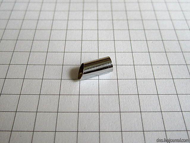 Как сделать миниатюрный чайник из ручки ящика тумбочки (6) (639x480, 164Kb)