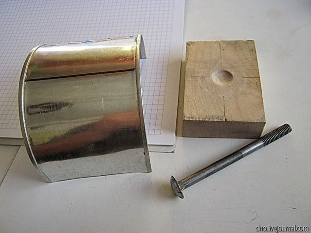 Как сделать миниатюрный чайник из ручки ящика тумбочки (8) (639x480, 167Kb)