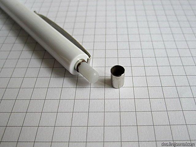 Как сделать миниатюрный чайник из ручки ящика тумбочки (16) (639x480, 152Kb)