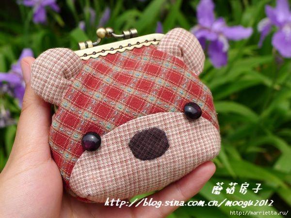 детский кошелек медвежонок (2) (600x450, 193Kb)