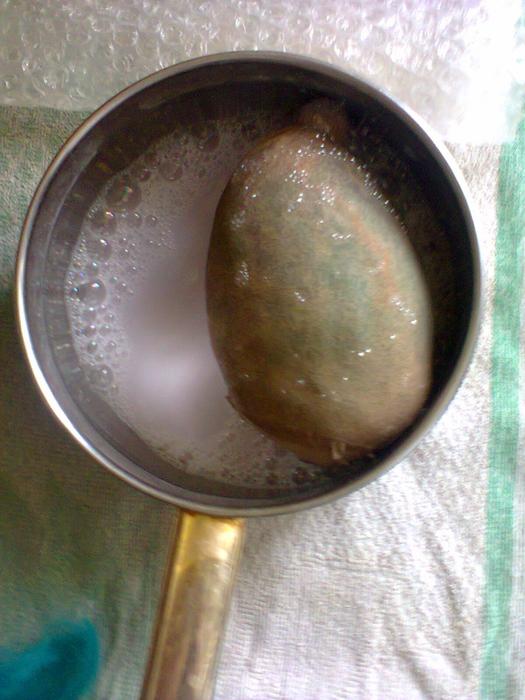 Пасхальное яйцо в технике валяние. Мастер-класс (11) (525x700, 480Kb)