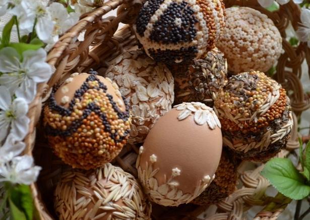 пасхальные яйца из крупы (1) (615x436, 263Kb)