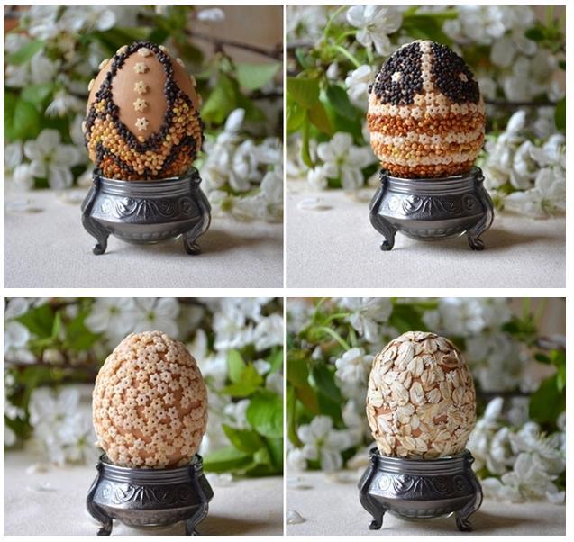 пасхальные яйца из крупы (3) (637x602, 323Kb)
