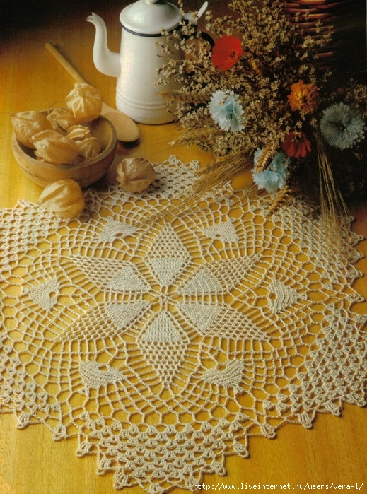 Decorative Crochet 033 (7) (519x700, 387Kb)